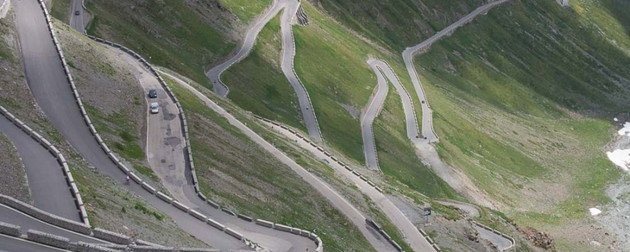 Diamond Cycle Tours Tour Dolomiti Stelvio Giro d'Italia