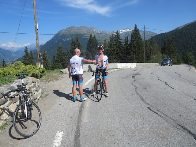 Diamond Cycle Tours - Classic French Alps Tour