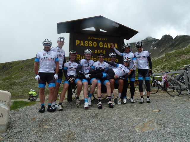 Diamond Cycle Tours - Tour Dolomiti