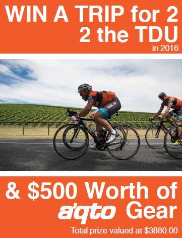 TDU Prize 2016pt1